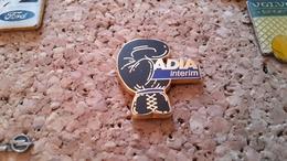1 PINS ADIA INTERIM BOXE ARTHUS BERTRAND - Arthus Bertrand