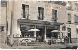 SAINT-QUENTIN-en-Yvelines --Hotel Des Voyageurs -Tabac - Restaurant - St. Quentin En Yvelines