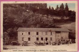 Gigot - Hôtel-Restaurant - A . Borne - Friture Du Dessoubre - Otros Municipios