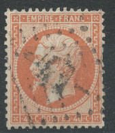 Lot N°32887   N°23, Oblit GC -41- AIX-EN-PROVENCE (12) - 1862 Napoleon III