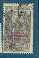 Congo Français  - Yvert N°   96 Oblitéré      - Ava 15141 - Congo Francese (1891-1960)