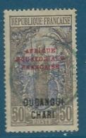 Oubangui  - Yvert N°   65 Oblitéré      - Ava 15143 - Usati
