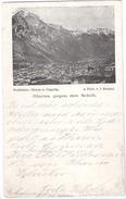GLARUS Gegen Den Schilt 1901 - GL Glaris