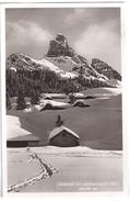 BRAUNWALDALP Mit Eckstock Im Winter, Foto-AK 1937 - GL Glaris