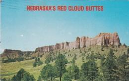 CPSM -AMERIQUE - NEBRASKA - NEBRASKA'S RED CLOUD BUTTES - FORT ROBINSON - Autres