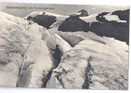 Gletscherspalten Am RUCHENGLÄRNISCH 1912 - GL Glaris