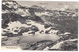 MILCHSPÜLERSEE Mit Tödi Und Gemsfayren ~1910 - GL Glaris