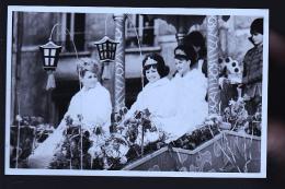 CHALON SUR SAONE CAVALCADE LE JOURNAL LE PROGRES  PHOTO  ORIGINALE ANNEES 50 - Chalon Sur Saone