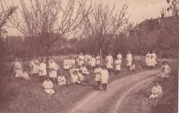 18-Wesembeek-Institut N.-D. Des VII Douleurs - Au Parc - Park - Wezembeek-Oppem