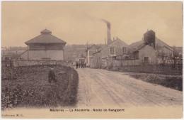 Mézieres Sur Seine (La Feculerie, Route De Rangiport) 1912 - Mantes La Jolie