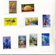 ANDORRE TIMBRES NEUFS