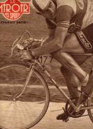 But Club Miroir Des Sports -N°288-Cyclisme Paris-Roubaix-BD Et Dessins Paul Ordner Rugby-Boxe-Foot-ball - Livres, BD, Revues