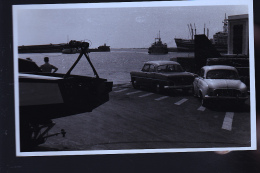 LA ROCHELLE ?  CARTE POSTALE  PHOTO ORIGINALE ANNEES 50 - La Rochelle
