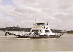 76 - Seine Maritime  - Port Jerome - Quilleboeuf Sur Seine          Bac De Seine  N 23 - France