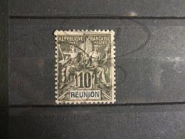 BEAU TIMBRE DE LA REUNION N° 36 !!! - Réunion (1852-1975)