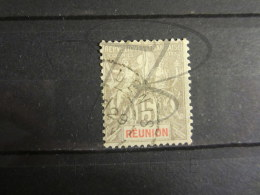 BEAU TIMBRE DE LA REUNION N° 48 !!! - Réunion (1852-1975)