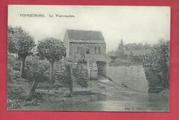 Poperinge - Watermolen  ( Verso Zien )