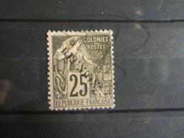BEAU TIMBRE DE LA REUNION N° 24 , NEUF AVEC CHARNIERE !!! - Réunion (1852-1975)