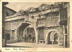 Aosta (Valle D'Aosta) Porta Pretoria - Aosta