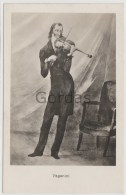 Paganini - Violinist - Chanteurs & Musiciens