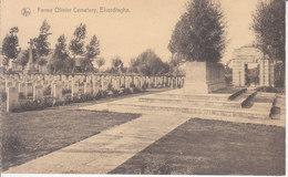 Elverdinghe - Ferme Olivier Cemetery - Ieper