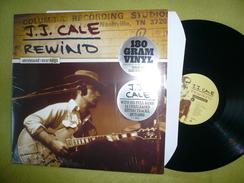 "J.J.Cale""33t Vinyle""Rewind Unreleased Recording"" - Disco, Pop"