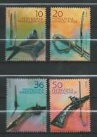 Macedonia / Macedoine 2004 Cultural Inheritance - Old Weapons.MNH - Macédoine
