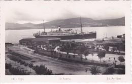 POSTAL DE VIGO DE EL PUERTO  (ED. ARRIBAS) BARCO-SHIP - Pontevedra
