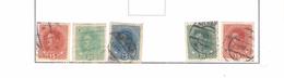 Austria Impero Used Stamps 1917/18 Scott.168+168+169+170+ See Scan - 1850-1918 Impero