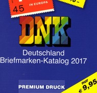 Leuchtturm DNK 2017 Deutschland Netto Briefmarken Katalog Neu 10€ Germany D: DR Saar Memel Danzig SBZ DDR Berlin AM - Old Paper