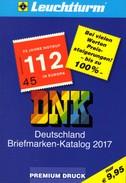 DNK Leuchtturm 2017 Deutschland Netto Briefmarken Katalog Neu 10€ Germany D: DR Saar Memel Danzig SBZ DDR Berlin AM - Other