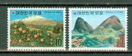 Korea 1973  Yv 772/773**,   MNH - Corée Du Sud