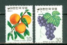 Korea 1974  Yv 790/791**   MNH - Corée Du Sud