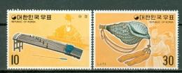 Korea 1974  Yv 793/794**   MNH - Corée Du Sud
