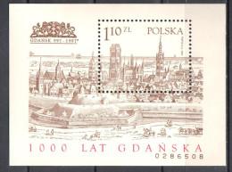 Poland 1997 - Mi Bl.129A - MNH (**) Postfrisch - 1944-.... Republik