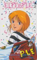 Télécarte Japon / 110-44168 - MANGA - GUNDAM  - ANIME Japan Phonecard Telefonkarte - 7289 - Cinema