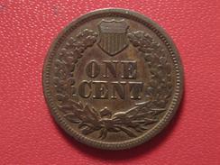 Etats-Unis - USA - One Cent 1864 5631 - 1859-1909: Indian Head