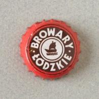 Capsule  Brasseries Du Lodz, POLOGNE (crown Beer Cap, Kronkorken, Tappi Birra) - Bière