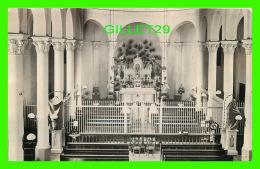 À IDENTIFIER - INTÉRIEUR DE LA CHAPELLE DES RELIGIEUSES CLOITRÉES - - Cartes Postales