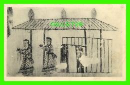 À IDENTIFIER -  CHINE OU JAPON - - Cartes Postales
