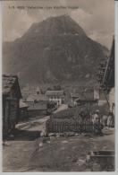 Vallorcine - Les Aiguilles Rouges - Animee Belebt - Photo: Louis Burgy No. 4923 - VS Valais