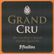 Ac-Sous Verres (bocks) St Feuillien - Grand Cru - Sous-bocks