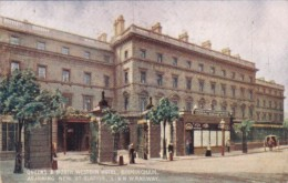 England Birmingham Queens & North Western Hotel
