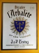 2576 - Suisse Vaud  Dézaley L'Arbalète Dorin - Etiquettes