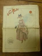 1916  LA MODE  ; Le Supplice Des Mouches ; Etc - Patrons