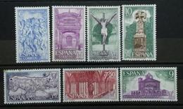 ESPAÑA 1971. Año Santo Compostelano. NUEVO - MNH ** - 1931-Aujourd'hui: II. République - ....Juan Carlos I