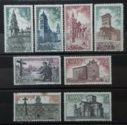 ESPAÑA 1971. Año Santo Compostelano. NUEVO - MNH ** - 1971-80 Nuevos & Fijasellos