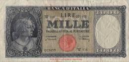Mille Lire 1947 – Medusa - 1000 Lire