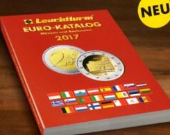 Auflage 2017 EURO Münz-Katalog Germany New 10€ Neue Numis-Briefe/Numisblätter/Banknoten Europa Coin Catalogue Leuchtturm - Badges