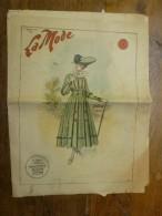 1916  LA MODE  ; Courrier ;Cuisine  De Guerre  ; Confidence Pour Les Historiens De L'avenir ; Nos Soldats; Etc - Patrons